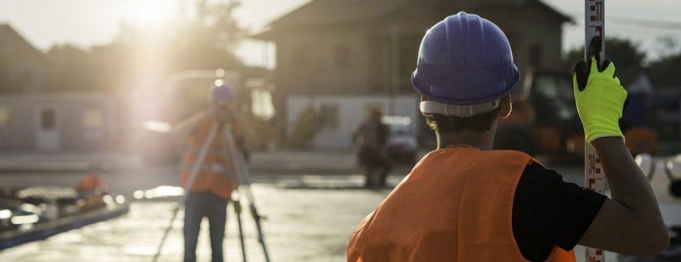 surveyors at work